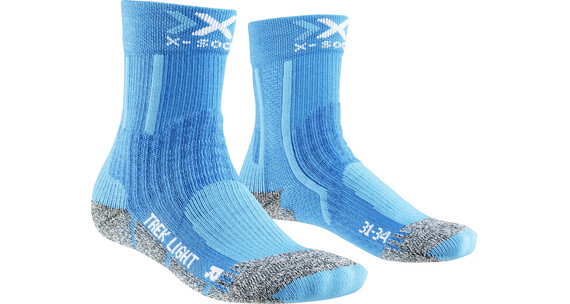 X-Bionic Light 2.0 Socks Children turquoise